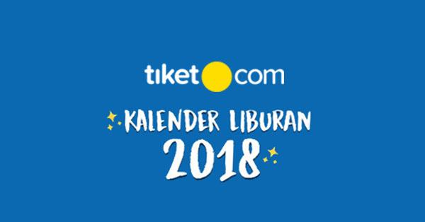 tanggal merah 2018 - kalender cuti 2018