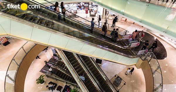 mall terbesar di Jakarta