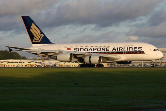 maskapai terbaik di dunia 2018 - singapore airlines