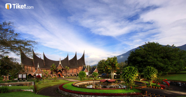 tempat wisata di Sumatera Barat