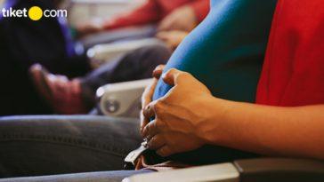 syarat ibu hamil naik pesawat