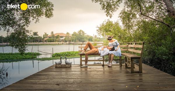 tempat foto prewedding paling romantis
