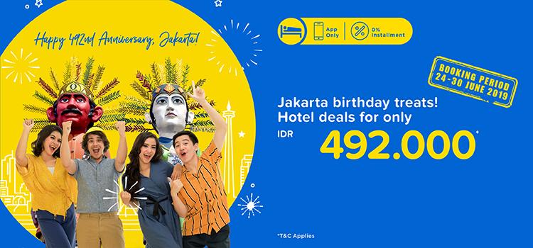 Jakarta Birthday Treats