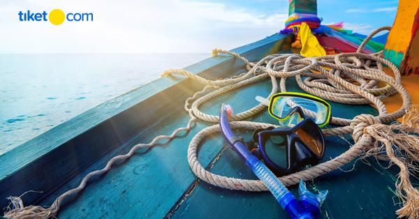 spot snorkeling di Yogyakarta