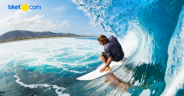spot surfing di Indonesia