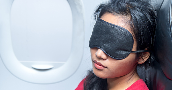 how to overcome jet lag
