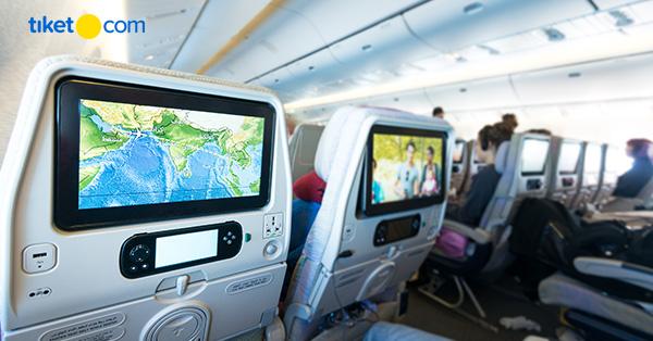 tips pilih kursi pesawat